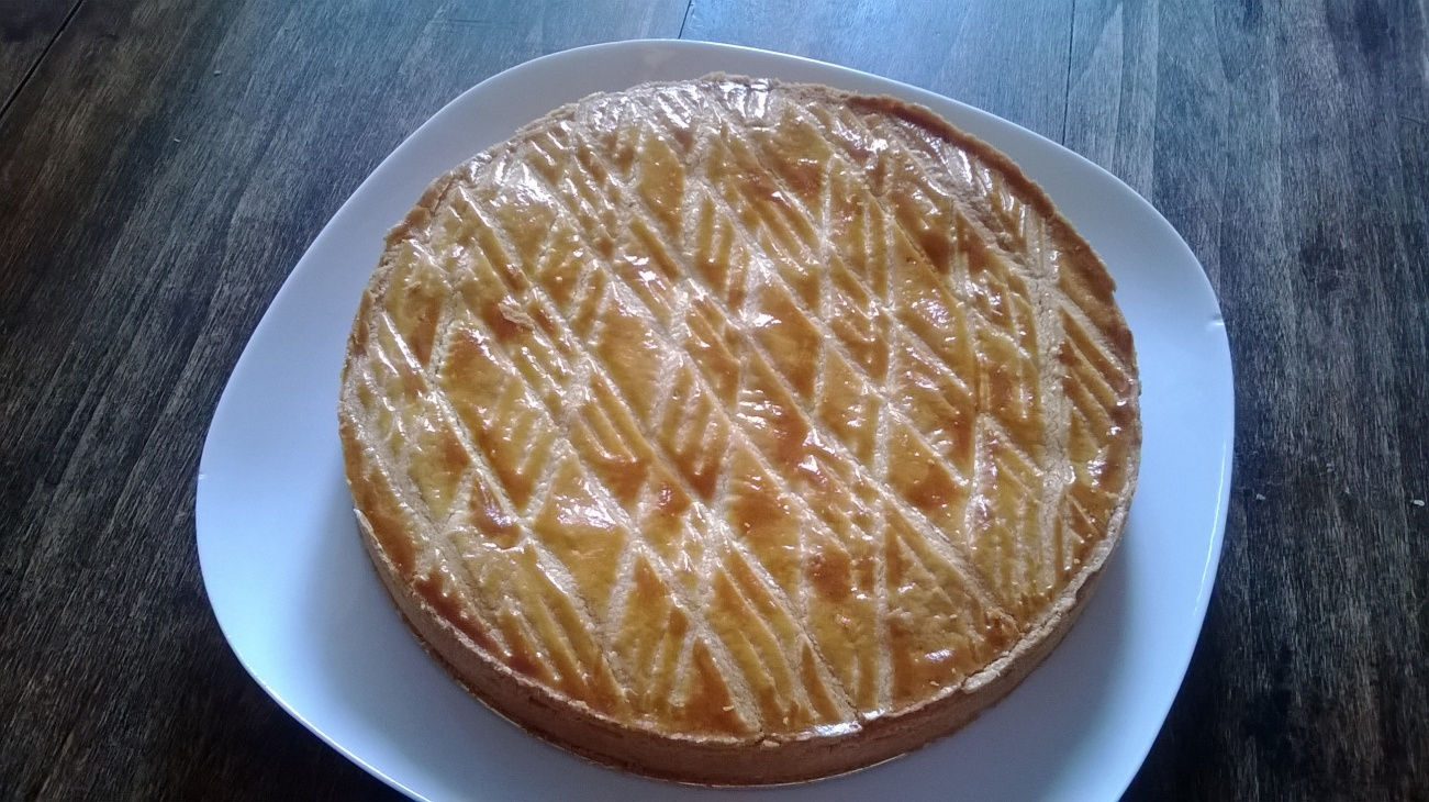 Gateau Basque